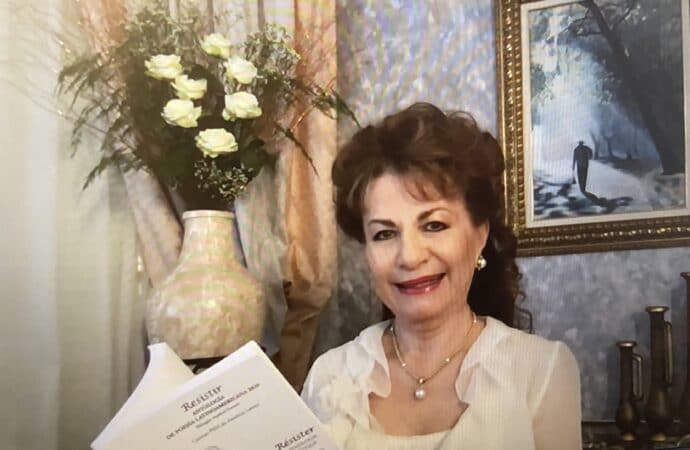 Rocío Durán-Barba …. Résister c'est aimer