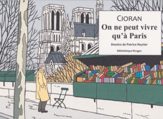 On ne peut vivre qu'à Paris : un ouvrage falso / Hyacinthe
