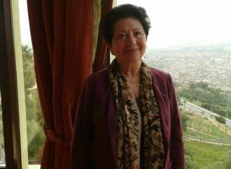 Enza Palamara :  « J'ai vécu une expérience poétique  dans l'acte même d'enseigner »/ Hyacinthe